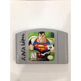 Super Man N64