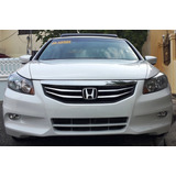 Honda Accord Exl Full Blanco Motor V6 Import. 12