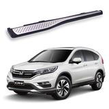 Set Estribo Honda Crv 2012-2013-2014-2015-2016-2017-2018-19
