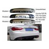 Difunsor O Sobré Bumpers De Hyundai Y20 Compatible Con N20