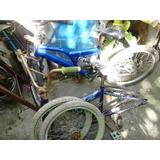Dos Bicicletas En Oferta Una Sin Cadena Y La Otra Sin Tubos