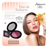 Rubor Mineral Luminoso Doble Victoria's Secret 100% Original