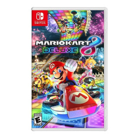 Super Mario Kart 8 Ultimate Juego Para Nintendo Switch