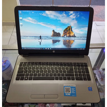 Laptop Hp Notebook 15 Intel Core I3 Quinta Generación 6gb Ra