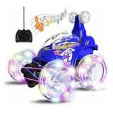Carro A Control Remoto Con Giro 360ª 8296387296