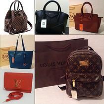 Carteras Lv, Gucci, Mk, Todos Los Lotes En 500$