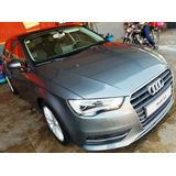 Audi A3 Gris Motor V4 Excelente Condiciones 14