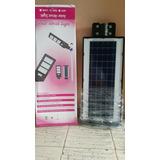 Lámparas Led Con Panel Solar 90watt Con Tubo Para Instalar