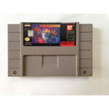 Power Ranger The Fighter Edition Snes