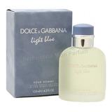 ** Perfume Light Blue By Dolce & Gabbana . Entrega Inmediata