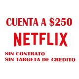 Pantallas Netflix