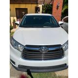 Excelente Oportunidad Toyota Highlander Como Nueva