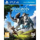 Horizon Zero Daw Edición Completa Para Ps4