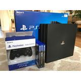 Playstation 4 Pro Ps4 Pro 2controllers 5 Juegos Gratis Envío