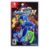 Megaman 11 Juego Para Nintendo Switch