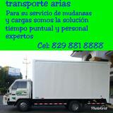 Servicio De Camiones De Mudanza