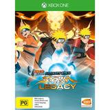 Naruto Legacy Trilogy Storm 1 2 3 4 Y Boruto Xbox One