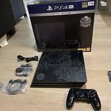 Ps4 Pro Limited Edition 1tb Kingdom Hearts 3