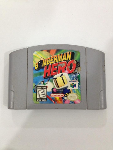 Bomberman Hero N64