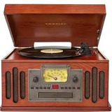 Radio Crosley 5 En 1 Am Fm Cd