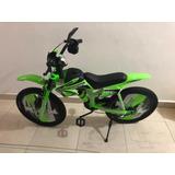 Bicicleta Tipo Moto Cross Bicimoto Aro 20 / Soy Tienda