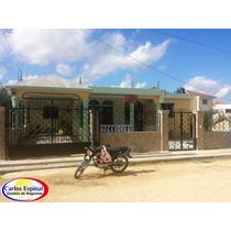 Casa De Alquiler En Higuey, República Dominicana Ca-009