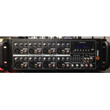 Amplificador Power Mixer 8 Canales Usb