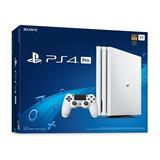 Ps4 Pro 4k 1tb Play Station 4 Pro / 2 Juegos / Psn Plus
