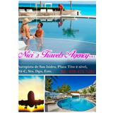 Paquete Turistico Hoteles, Renta De Villas, Boletos Aereos