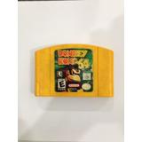 Donkey Kong Country 64 N64