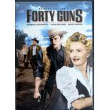 Dvd Forty Guns