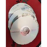 Lote 15 Dvd En Blanco Memorex