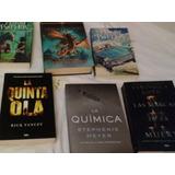 Vendo Libros De Fantasia Y Ficcion Desde 300 Pesos