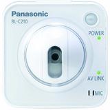 Panasonic Camara Ip Bl-c210a Pan & Tilt *nuevo*