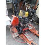 Helicoptero De Mezclar Concreto Con Motor Honda