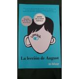 Libro La Leccion De August