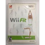 Wii Fit Nintendo Wii