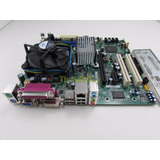 Boards Intel 775 Con Procesador Ddr2