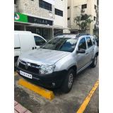 Renault Duster 2015, Gris Plata,