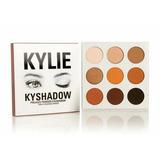 Paleta 9 Sombras Kyshadow Kylie Maquillaje Al Mayor