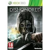 Dishonored Cinta De Xbox 360