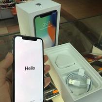 Iphone X 256 Gb Nuevo Desbloqueado 12 Meses Garantía