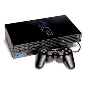 Vendo Ps2 Fat Con El Chip Completo