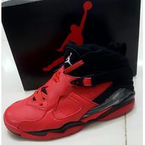 Tenis Jordan Retro 8 - Todos Los Modelos 2k19