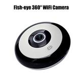 Camara Panorámica Fisheye Wifi De 360 Grados