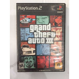 Grand Theft Auto 3 Ps2