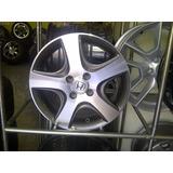 Aros Honda Civic 15x4 04-05