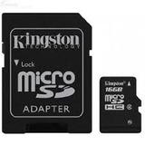 Memoria Microsd 32gb Kingston, Sdhc, Clase 10 Uhs