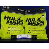 Hulk Mass Gainer 12 Libras Para Aumentar La Masa Muscular