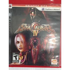 Soul Calibur 4 Ps3
